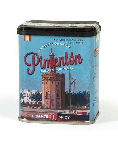 Pimentón Picante 70 gramos. Sevilla