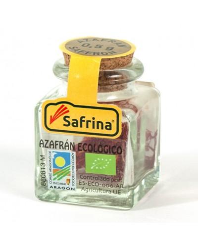 Saffron Filaments Organic Farming