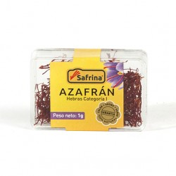 Saffron Filaments box 1 gram