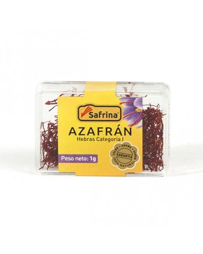 Saffron Filaments box 1 gram